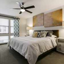 Rental info for Loft Row in the Dallas area