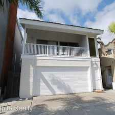 Rental info for 917 E. Balboa Unit A