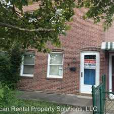 Rental info for 3425 6th St Anne Arundel County