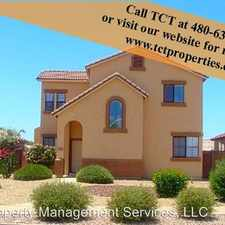 Rental info for 3610 S. Cupertino Dr.