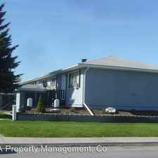 Rental info for 1509 Ernest 3B in the Missoula area