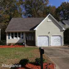 Rental info for 409 BROAD BEND CIRCLE