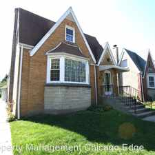 Rental info for 5021 W Newport Ave in the Portage Park area
