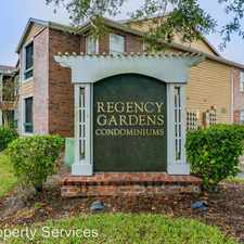Rental info for 5533 Chrishire Way #F106 in the Orlando area