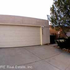Rental info for 9532 Sierra Vista NE