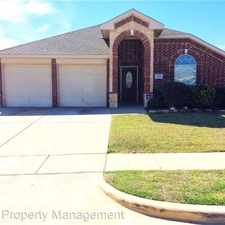 Rental info for 943 Furlong Dr in the Grand Prairie area
