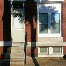 Rental info for 603 Ashburton Street in the Gwynns Falls Park area