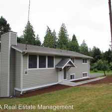 Rental info for 2310 YEW ST. RD.