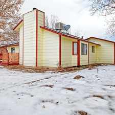 Rental info for House in quiet area, spacious with big kitchen. 2 Car Garage!