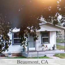 Rental info for Apartment in move in condition in Beaumont