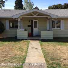 Rental info for 4555 NE 85th Avenue in the Parkrose area