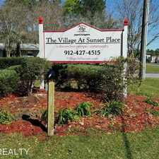 Rental info for The Village at Sunset Place 1258 Sunset Blvd