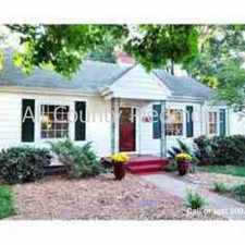 Rental info for 1416 Ivey Drive in the Commonwealth area