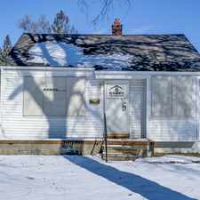 Rental info for 19335 Roscommon Street in the Denby area