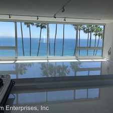 Rental info for 17368 Sunset Blvd PH-5A