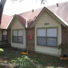 Rental info for 6302 BOSTONIAN 1 in the East Terrell Hills area