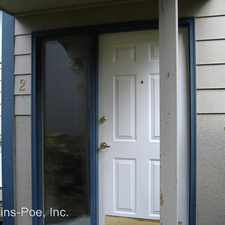 Rental info for 112 19th Ave SE #2