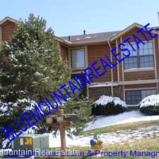Rental info for 5520 Mule Deer Drive in the Ute Valley Park area