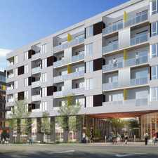 Rental info for Cascade in the South Lake Union area