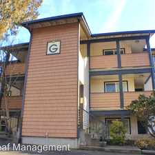 Rental info for 8615 238th St SW #G302
