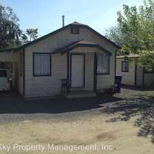 Rental info for 70 East Yates, #E in the Porterville area