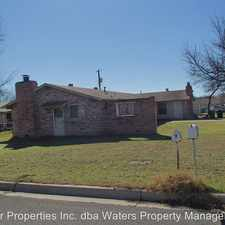 Rental info for 2404 Cottonwood A