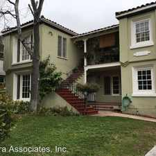 Rental info for 324 North Adams Street in the Citrus Grove area