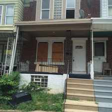 Rental info for 232 E Garrett St