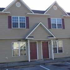 Rental info for 168 Cornerstone Place in the 28543 area