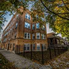 Rental info for 8101 S Justine Apartments