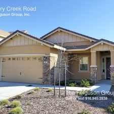Rental info for 312 Dry Creek Road