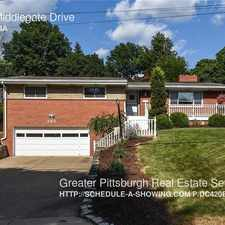 Rental info for 345 Middlegate Drive
