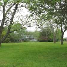 Rental info for House in prime location. 2 Car Garage!