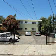 Rental info for Spacious 2 bedroom, 1 bath. Offstreet parking! in the Arroyo Viejo area