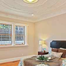Rental info for House in prime location in the Redwood Heights area