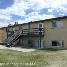Rental info for 503 Shoshoni Street, Apt A in the Cheyenne area