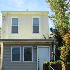 Rental info for House in move in condition in Baltimore in the Hampden area