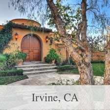 Rental info for Bright Irvine, 6 bedroom, 6 bath for rent in the Shady Canyon area