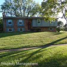 Rental info for 4600 Riverview Avenue,