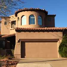 Rental info for BEAUTIFUL TOWNHOME IN DESIRABLE LAS PIEDRAS.