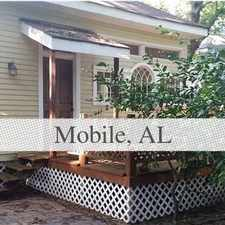 Rental info for This precious cottage in mobile is one of a kind! in the Lyons Park area