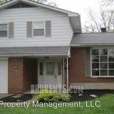 Rental info for 4408 Graydon Drive, in the Middletown area