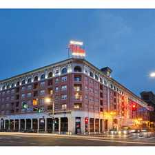 Rental info for Broadway Palace Apartments in the Los Angeles area