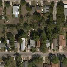 Rental info for 3 bed 1 bath home near Pecan Valley & Rigsby. in the Sunny Slope area