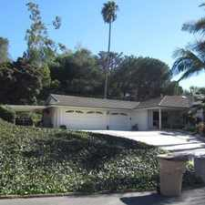 Rental info for Camarillo, 4 bed, 2 bath for rent