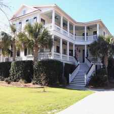 Rental info for Tranquil Beauty, Low Country Living, Great Location! in the Mount Pleasant area