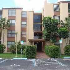 Rental info for 14421 N KENDALL #102