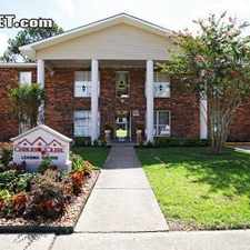 Rental info for Two Bedroom In East Baton Rouge in the Baton Rouge area