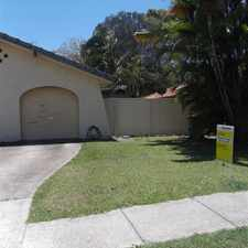 Rental info for NEAT & TIDY DUPLEX IN PARADISE POINT in the Gold Coast area