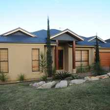 Rental info for Modern 4 bedroom house in Coomera Springs in the Upper Coomera area